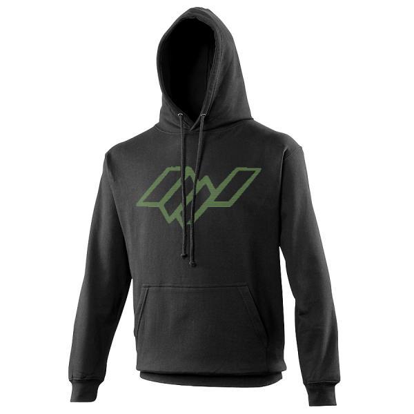 Buy Online Wrangler - Wrangler Logo Black Hoody