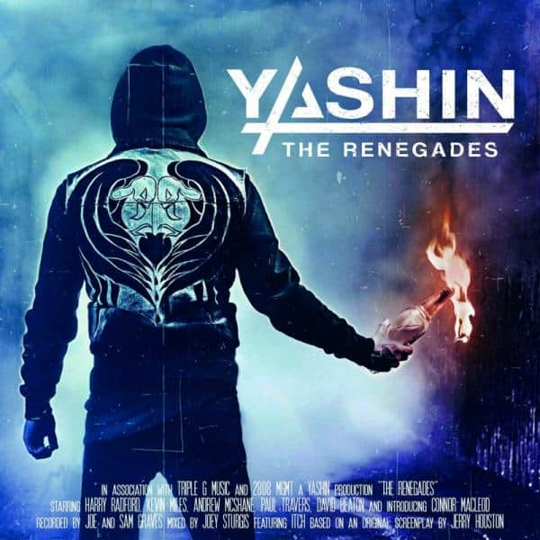 Buy Online Yashin - The Renegades (W/Exclusive Signed Postcard)