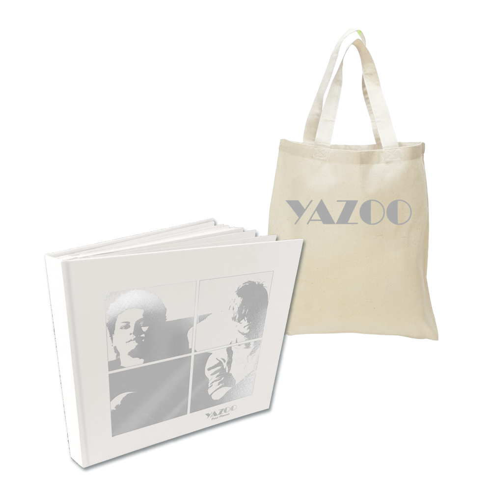 Buy Online Yazoo - Four Pieces: A Yazoo Compendium 4LP Vinyl + Light Tote Bag