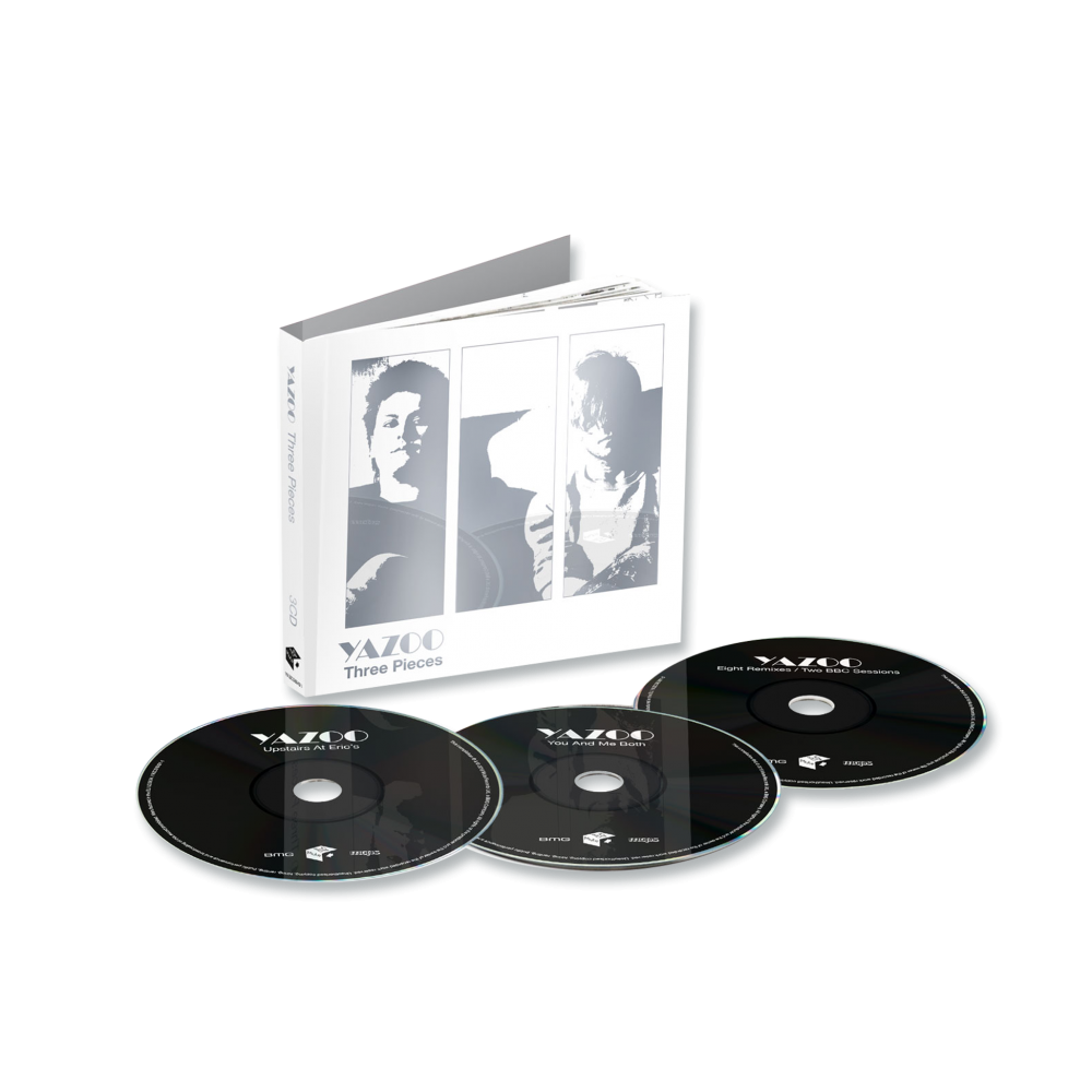 Buy Online Yazoo - Three Pieces: A Yazoo Compendium 3CD