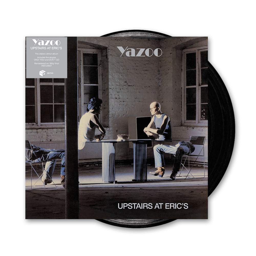 Buy Online Yazoo - Upstairs At Eric's Heavyweight Black Vinyl