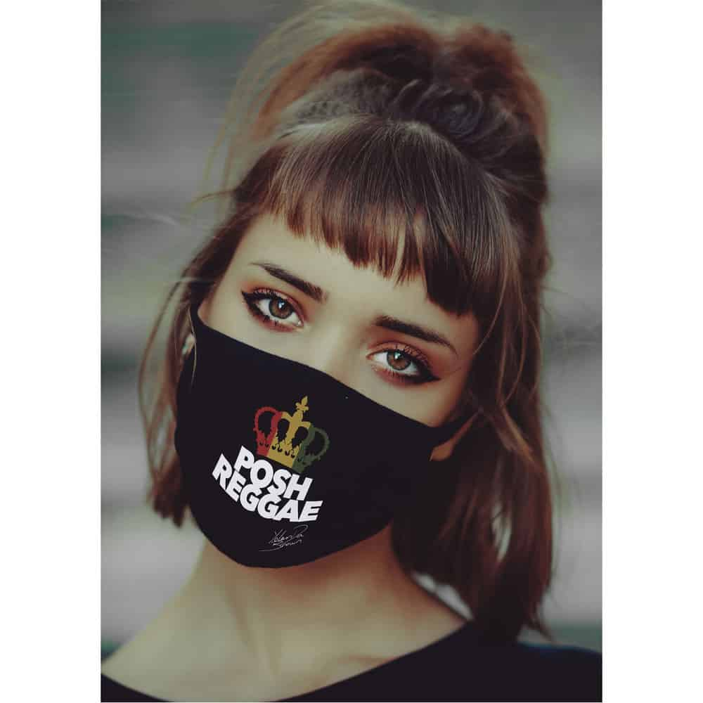 Buy Online YolanDa Brown - Posh Reggae Face Mask