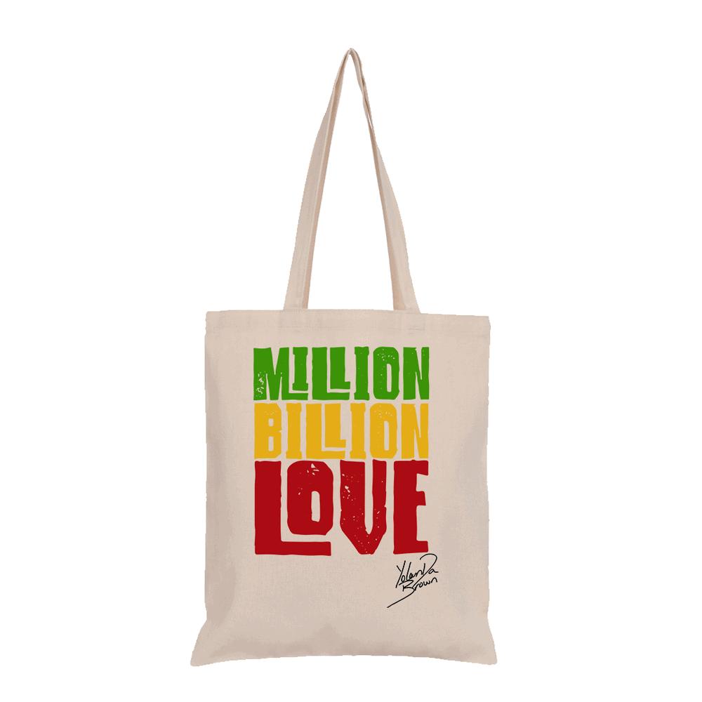 Buy Online YolanDa Brown - Million Billion Love Tote