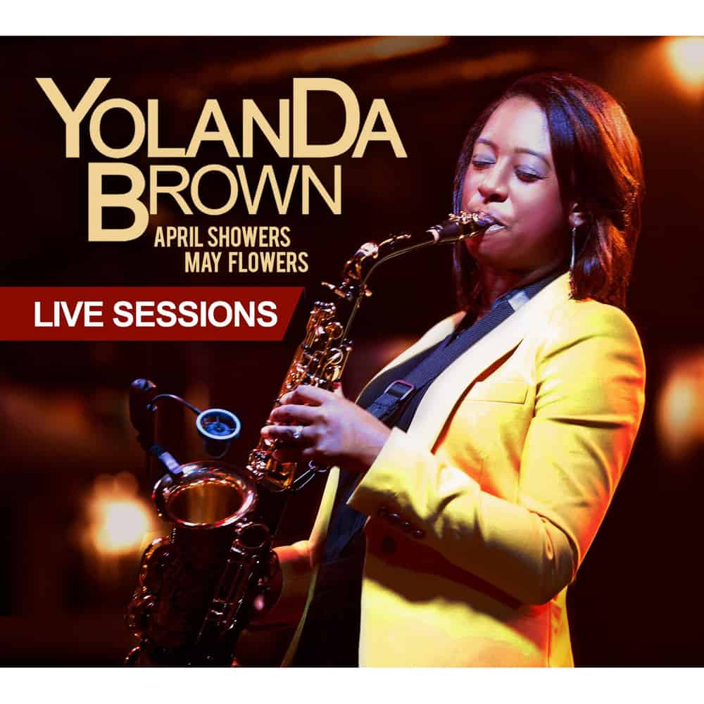 Buy Online YolanDa Brown - April Showers May Flowers Live (Signed)