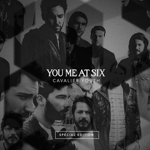 You Me At Six Cavalier Youth Special Edition Cd Dvd