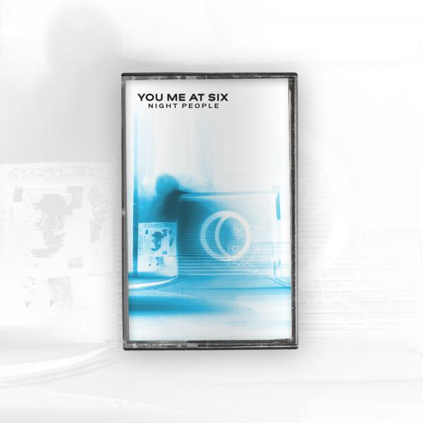 Buy Online You Me At Six - Night People Cassette (Inverted Artwork, Exclusive)