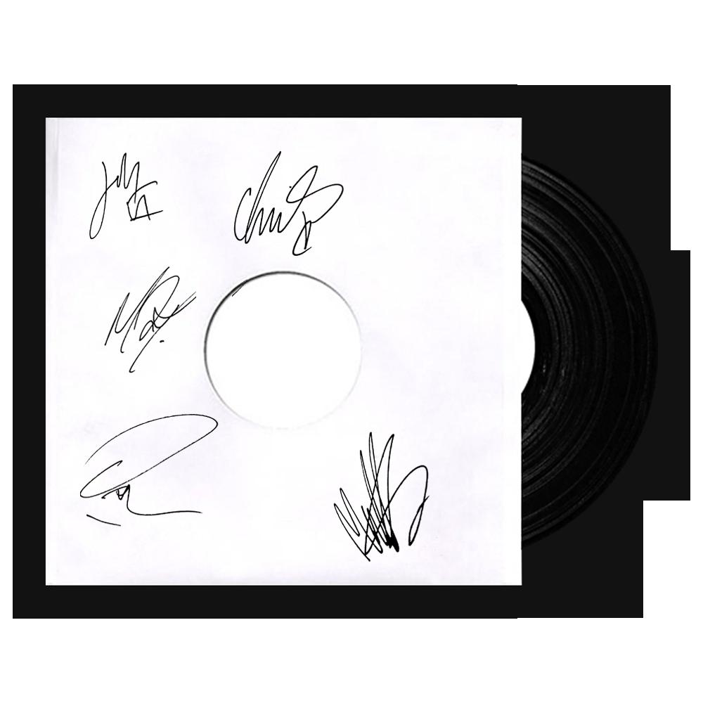 Buy Online You Me At Six - VI Test Pressing Vinyl (Ltd Edition, Signed & Numbered)