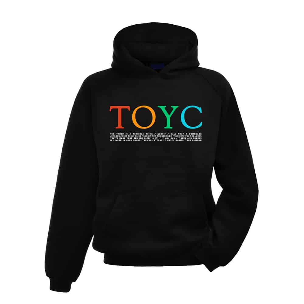 Buy Online You Me At Six - TOYC Hoody