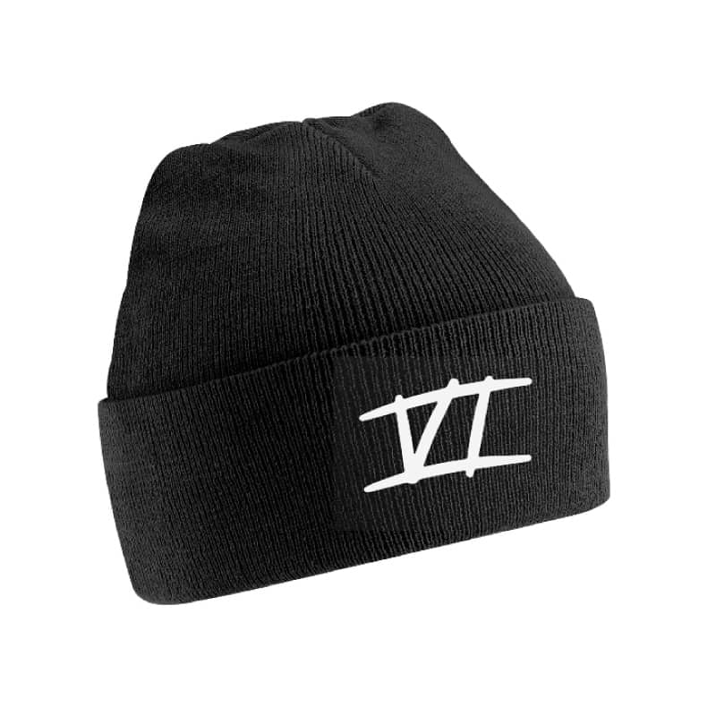 Buy Online You Me At Six - Embroidered VI Beanie
