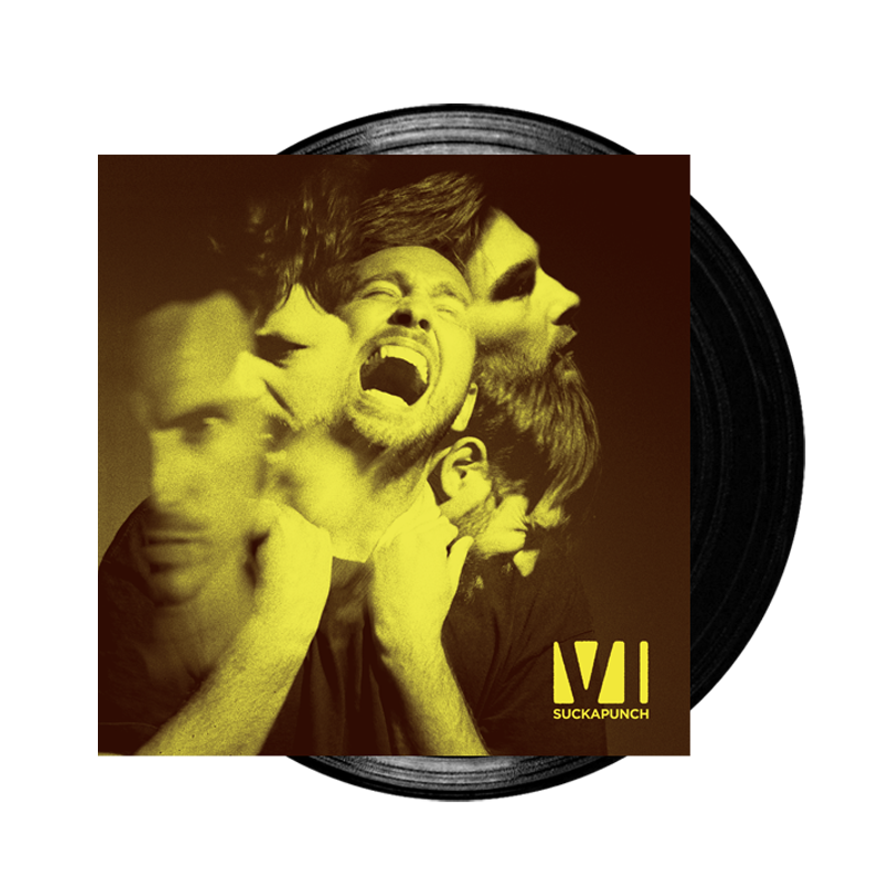 Buy Online You Me At Six - Suckapunch Black Vinyl (Signed)