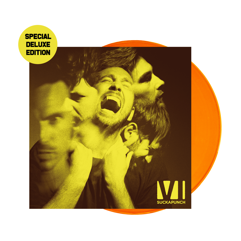 Buy Online You Me At Six - Suckapunch Special Deluxe Edition Orange Vinyl