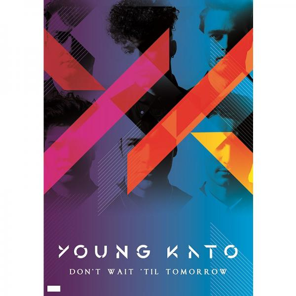 Buy Online Young Kato - Art Poster (Numbered & Signed)