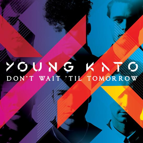 Buy Online Young Kato - Don't Wait 'Til Tomorrow (Black Vinyl w/CD Album insert & Signed/ numbered Art Poster Print)
