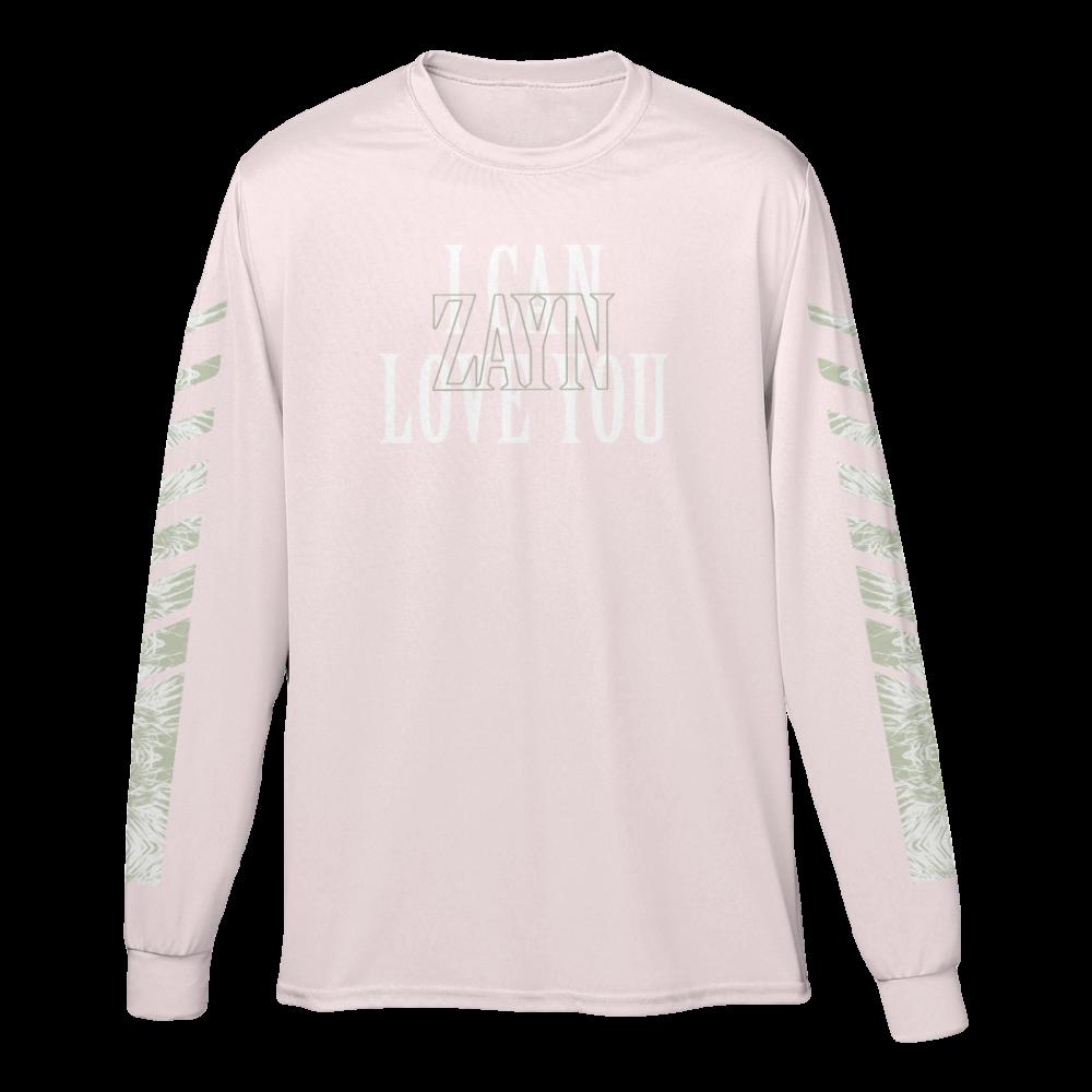 Buy Online Zayn Malik - I Can Love You Long Sleeve T-Shirt