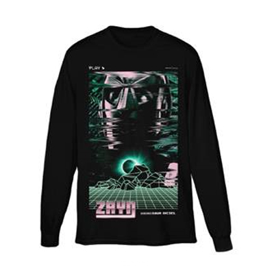 Buy Online Zayn Malik - Sour Diesel Long Sleeve Tee