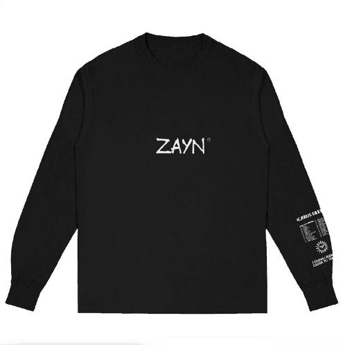 Buy Online Zayn Malik - Icarus Falls Long Sleeve T-Shirt